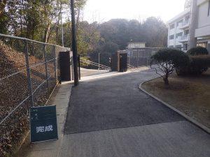 黒石中学校